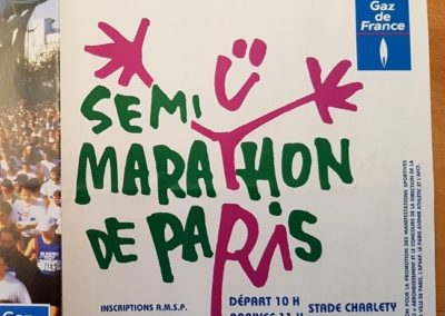 Semi-Marathon de Paris 1998