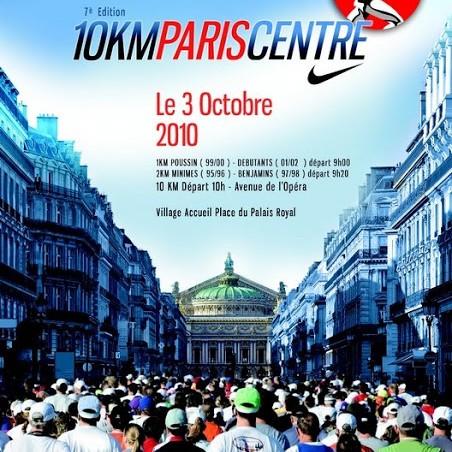 Nouvelles des compétitions à Paris : un dimanche d'octobre ensoleillé…