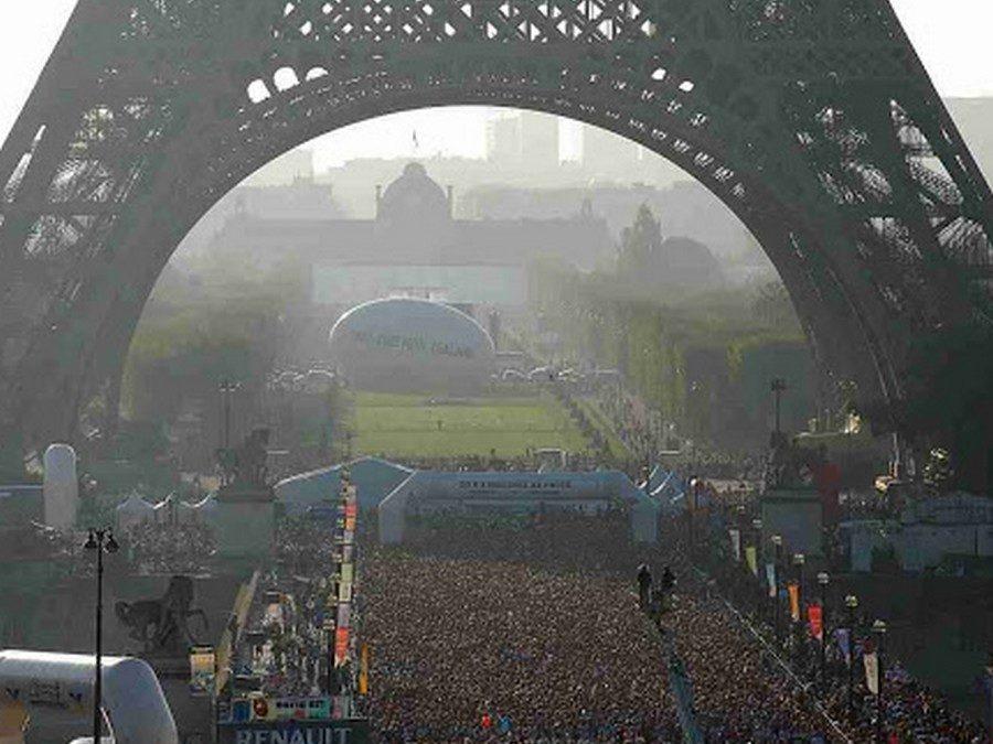 Nouvelles des compétitions à Paris : 10/10/10 10h => 20 km de Paris