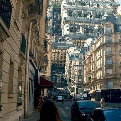 Départ matinal avec Sonia pour visiter le 7è arrondissement