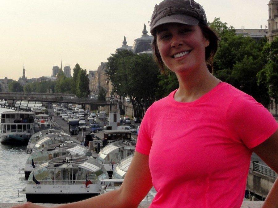 De la Bastille au pont de la Concorde avec Jessica