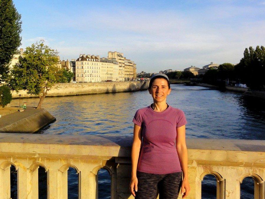 Deux circuits sportifs à la découverte de Paris avec Jennifer