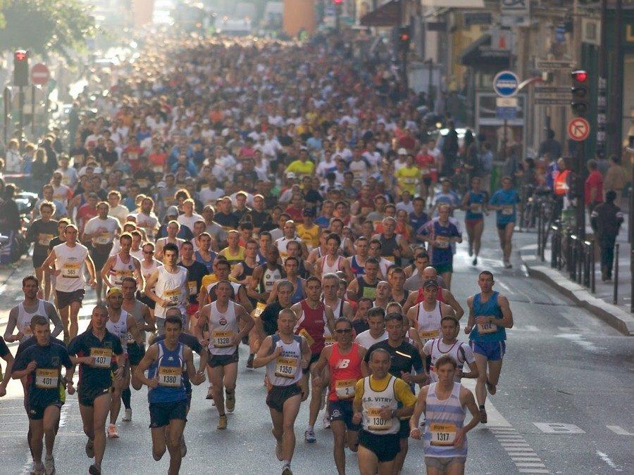 Les compétitions de course à pied à Paris en 2014 !