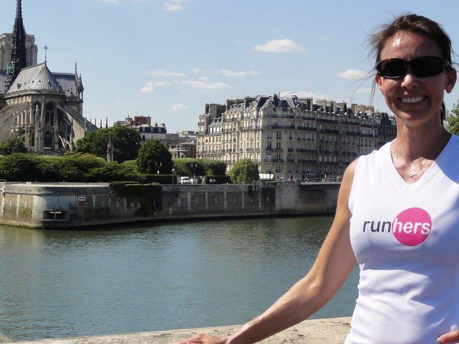 Avec Laura, à la rencontre de Geneviève, patronne de Paris et modèle de résistance
