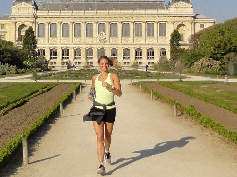 Un nouveau Running Tour à Paris avec Cori