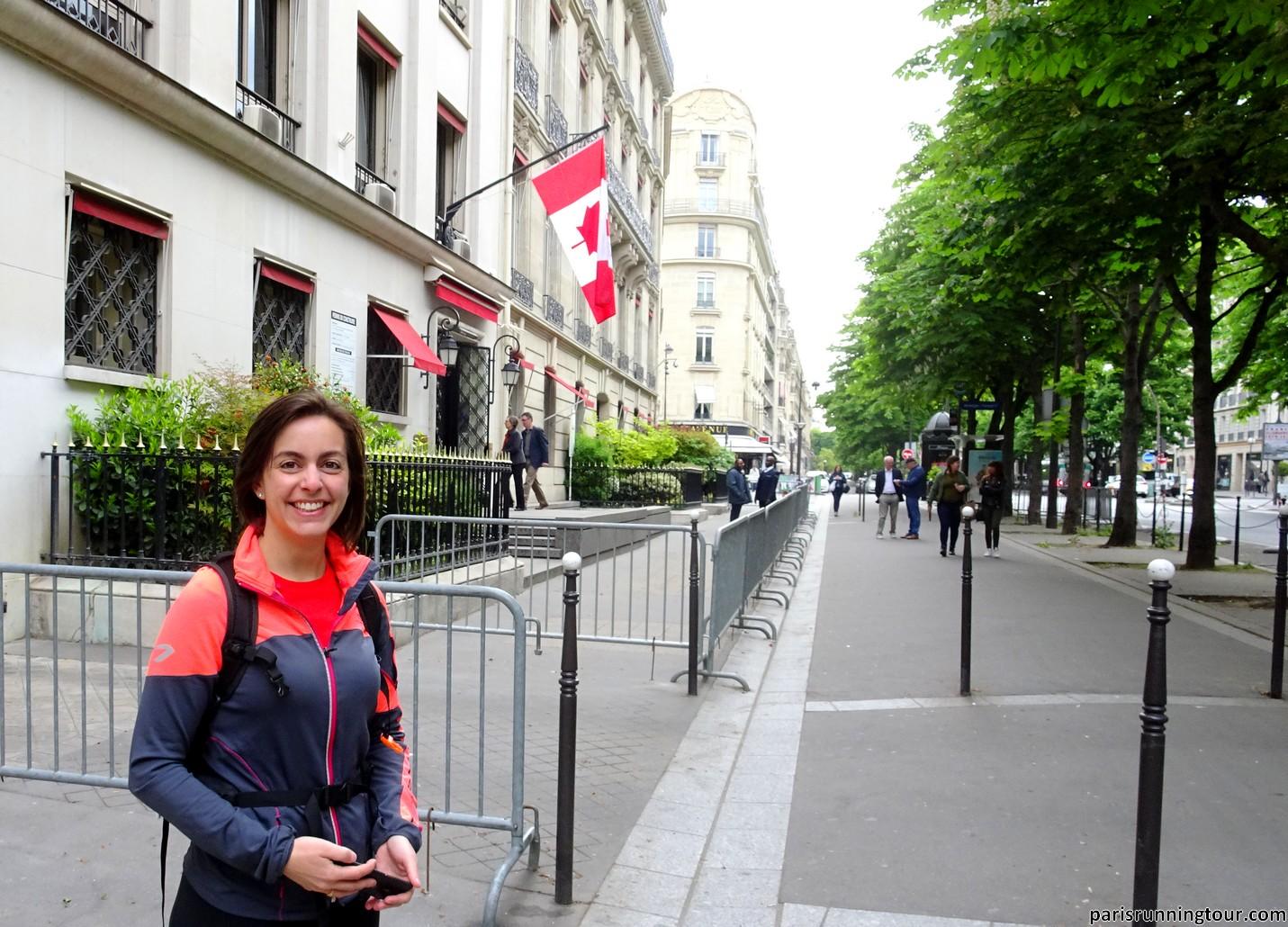 Fanny - Ambassade du Canada à Paris