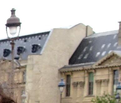 Louvre - Côté Rue de Rivoli