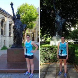 Statues de la Liberté à Paris