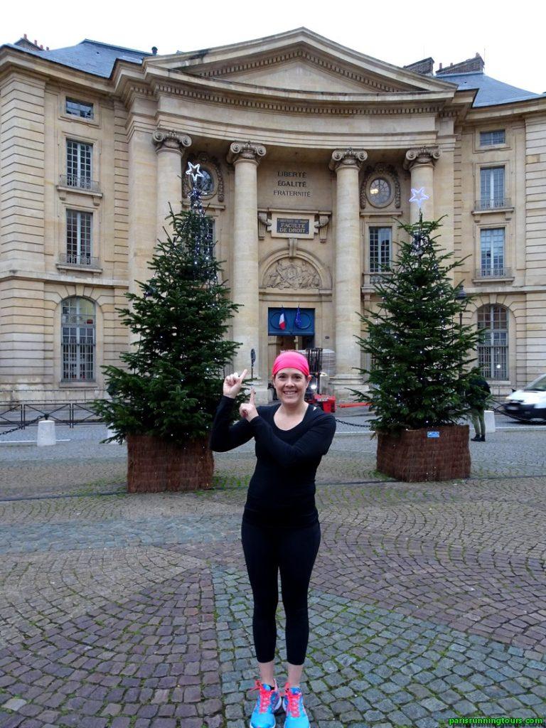 Faculté de Droit Paris