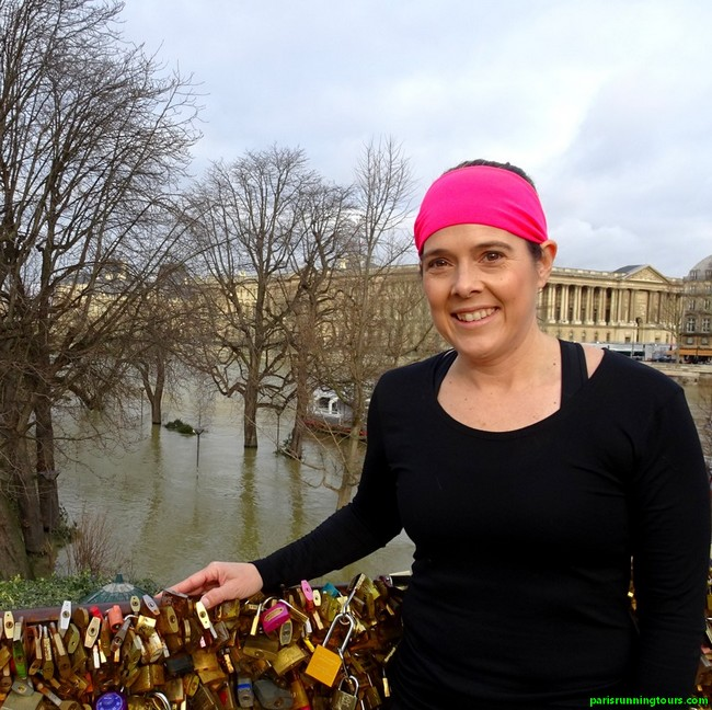 Autour de la Seine inondée avec Robin