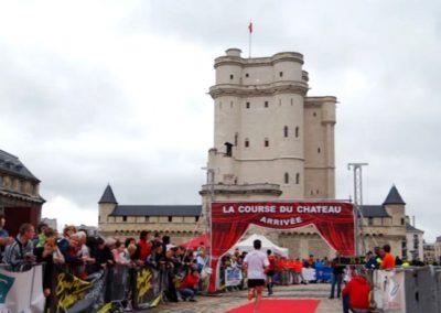 La course du Château de Vincennes 2018