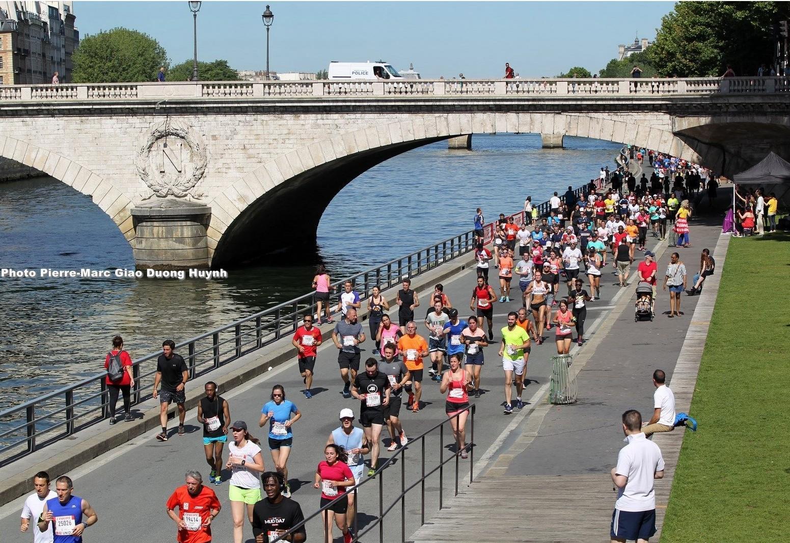 10 km Adidas Paris 2018 | Paris Running