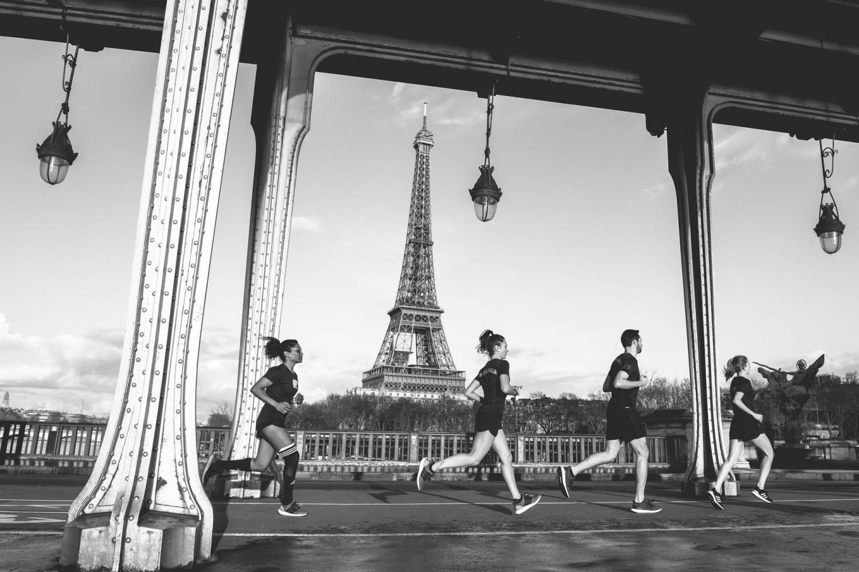 new high fashion style many fashionable 10 km Adidas Paris 2018 | Paris Running Tours
