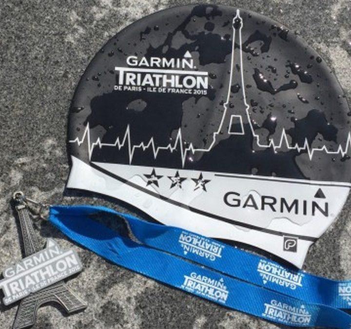 Garmin Triathlon de Paris 2018