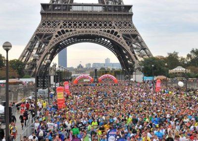 Les 20 km de Paris 2018