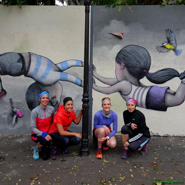 Venez découvrir l'Art de rue parisien avec nous – «Street-art» à Paris