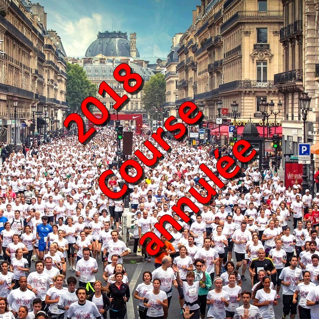 10 km Paris Centre 2018