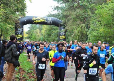 Semi-marathon de Vincennes 2018