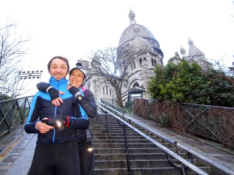 Un autre tour avec nos amis de Turin pour une nouvelle découverte de Paris
