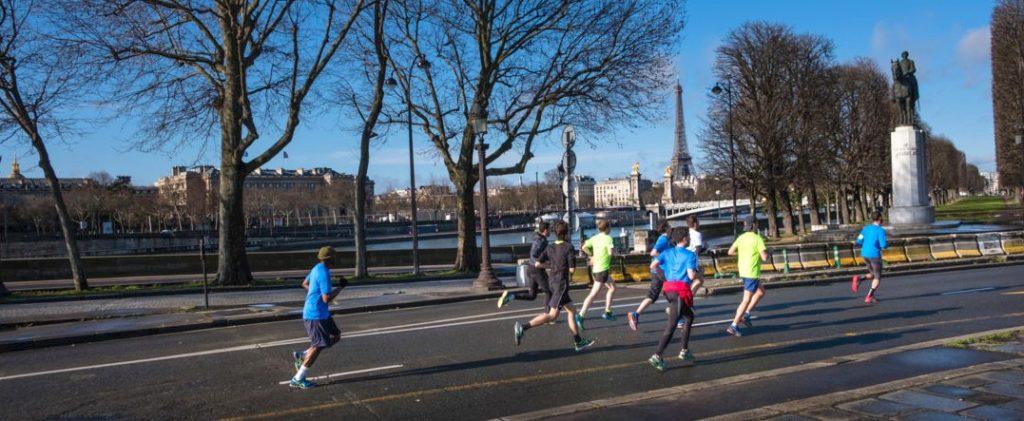 10 km des Etoiles 2018 - along the Seine