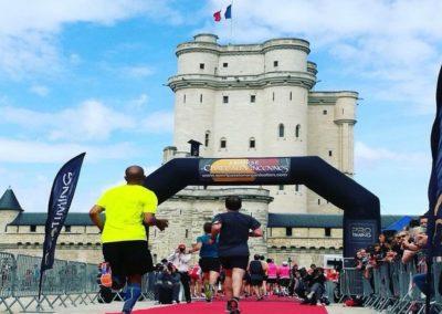 La course du Château de Vincennes 2019