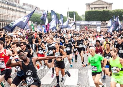 10 km Adidas Paris 2019
