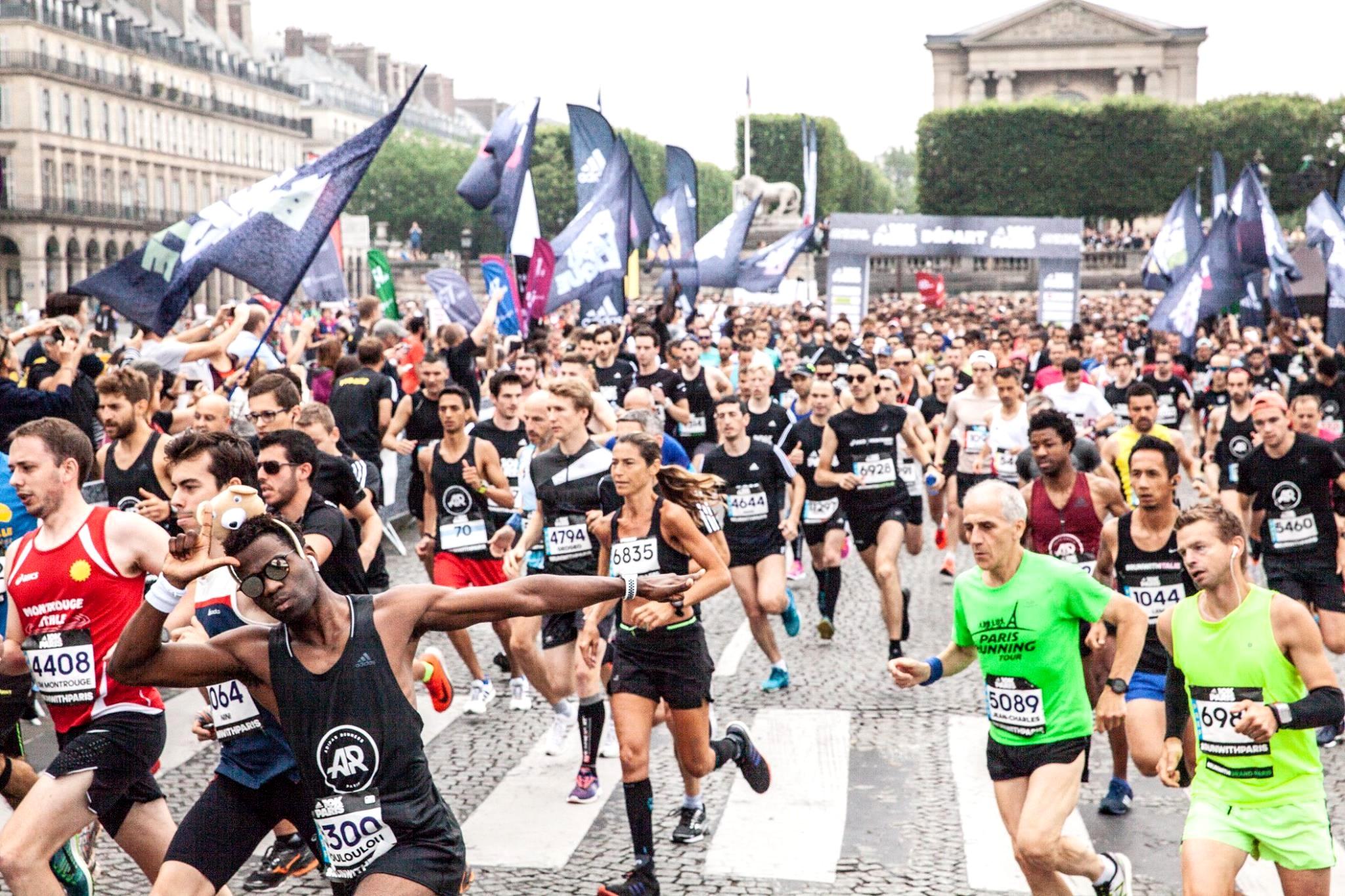 10 km de Paris 2019 : parcours et inscription