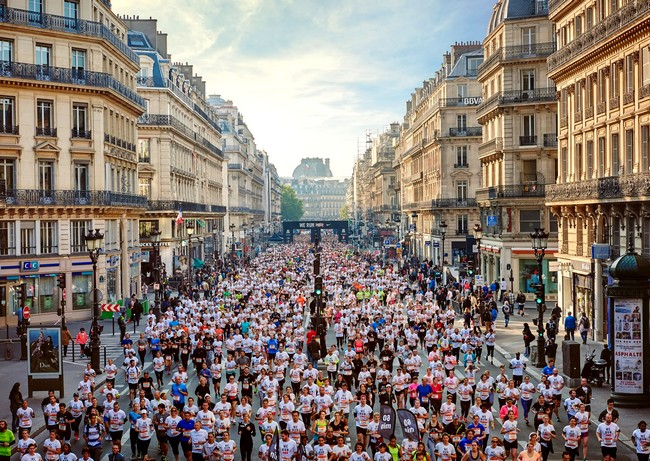 Les 10 km Paris Centre 2019