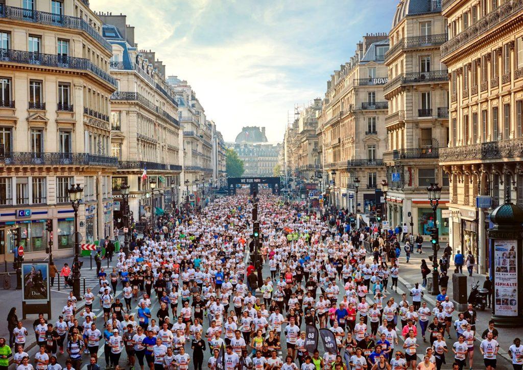 Prestigious start in the superb avenue de l'Opéra