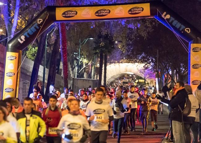 La course des Lumières Paris 2019