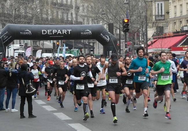 Lions Paris 9 Run – 10km du Neuf 2020