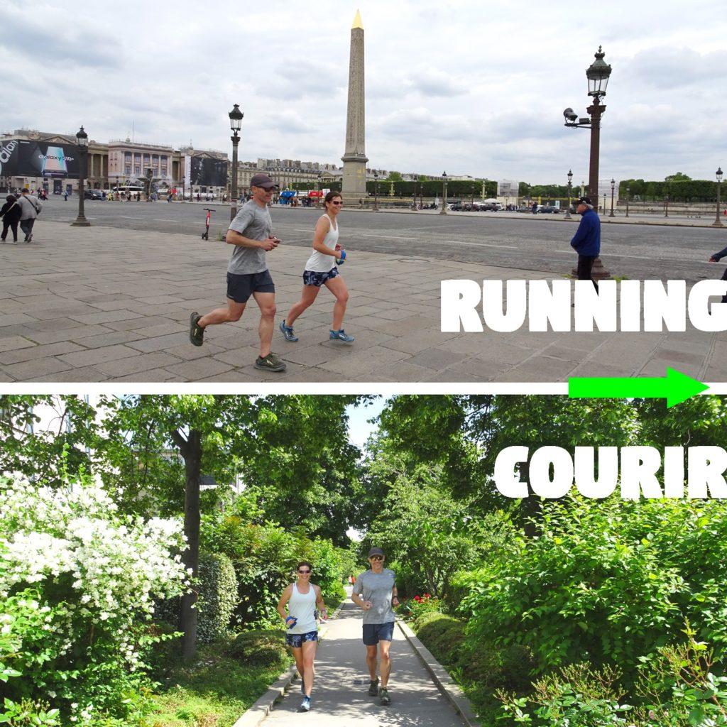 Running / Courir