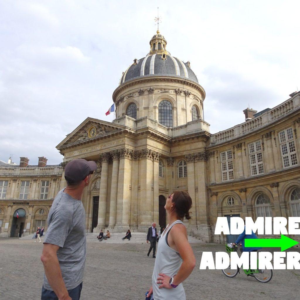 Admire / Admirer