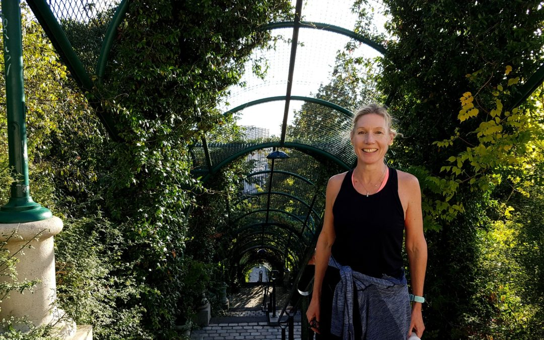 Exploration du Nord-Est de Paris avec Sarah