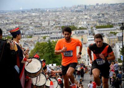 Urban Trail de la Butte Montmartre 2020