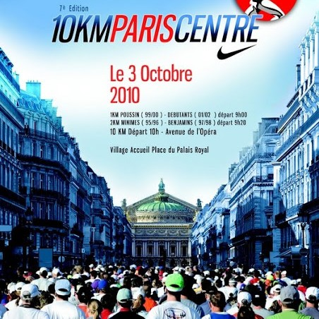 Paris Competitions News: A sunny October Sunday for competitions…