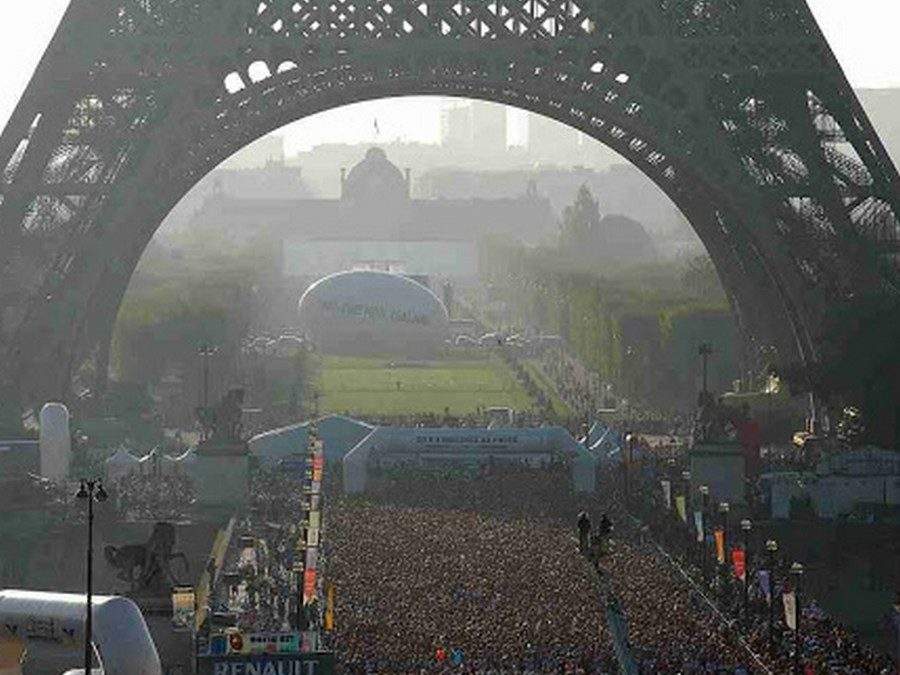 Paris Competitions News: 10/10/10 10h => 20 km de Paris