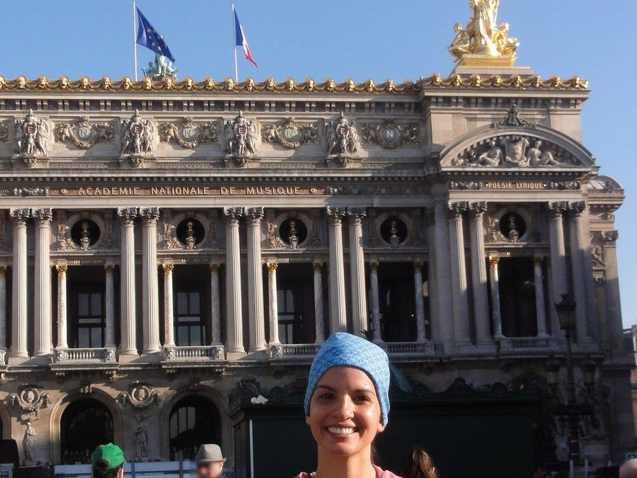 A new Running Tour in Paris with Manoella
