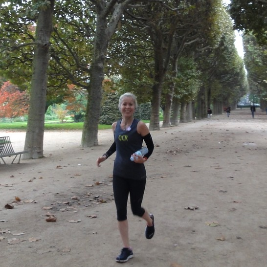 A big Running Tour of 18 miles (29 km) with Alina, one thousand discoveries in Paris!