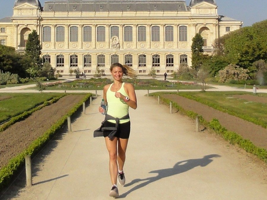 A new Running Tour in Paris with Cori