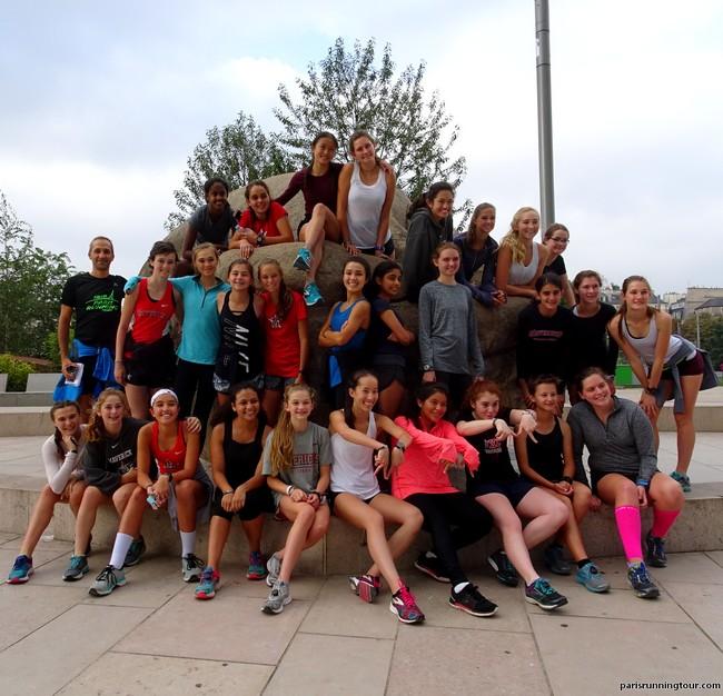 Running, understanding, having fun!