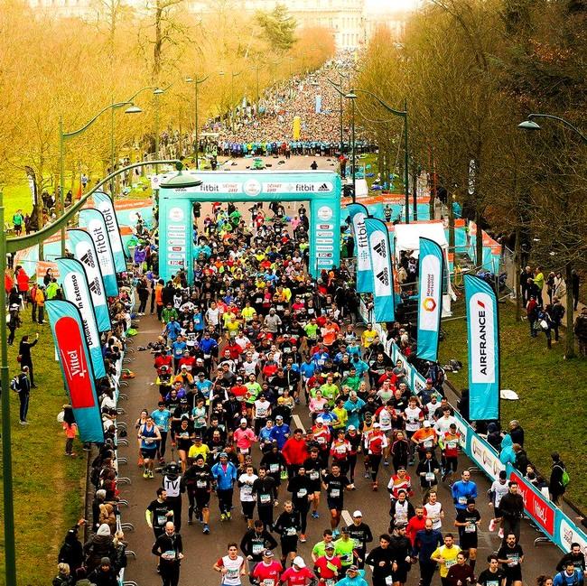 Paris Half Marathon 2017
