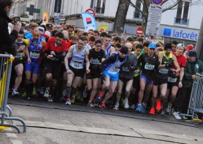 10K of the 14th arrondissement 2015