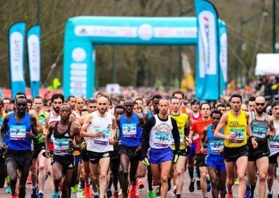 Paris Half Marathon 2018