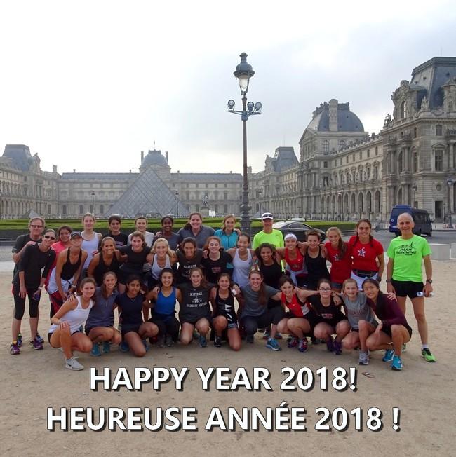 Very happy new year 2018!