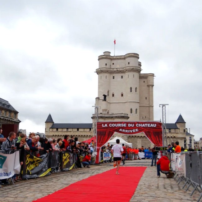 "The race of the ""Château de Vincennes"" 2018"