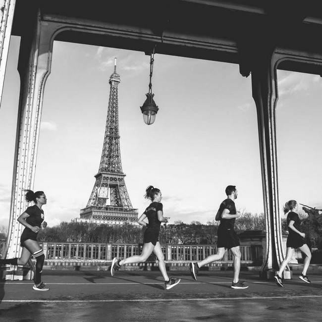 10 km Adidas Paris 2018