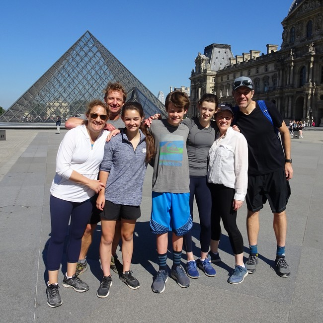 Souvenirs of recent strolls with Paris Running Tours