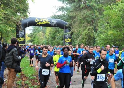 Half-marathon of Vincennes 2018