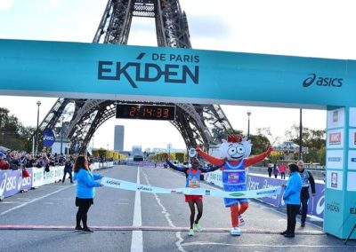 Ekiden of Paris 2018
